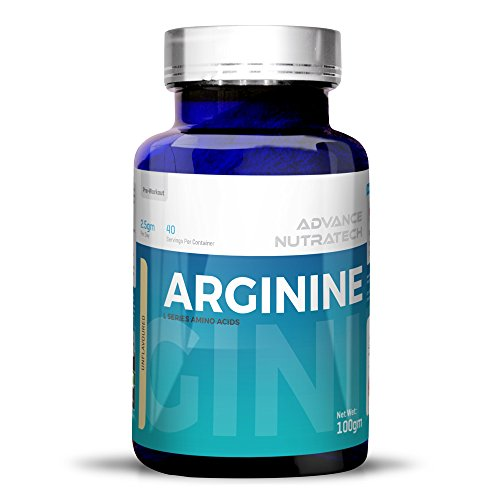 Arginine Aminos Pre-workout 100gm unflavoured Raw Powder For Beginners by ADVANCE NUTRATECH