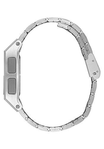 Nixon män digital smart klocka armbandsur med rostfritt stål armband A1107-1431-00