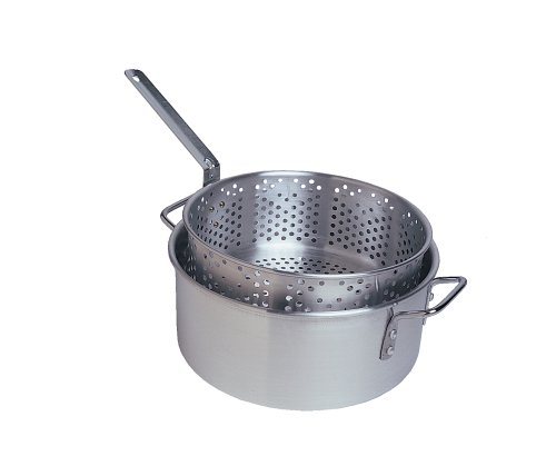 Camp Chef DP10 Aluminum pot, 10.5 - Camp Set Pot Chef