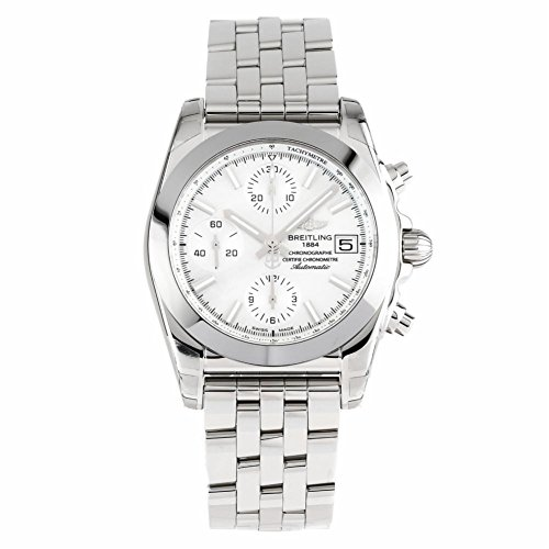 Breitling Chronomat 38 swiss-automatic womens Watch W1331012/A774 (Certified Pre-owned)