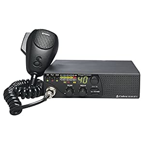 Cobra 18 WX ST Compact CB Radio with Weather and Sound Checker