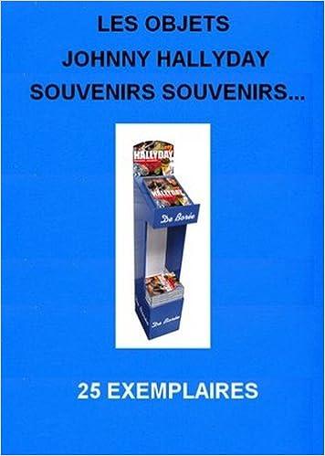 Amazon Fr Objets Johnny Hallyday Souvenirs Souvenirs