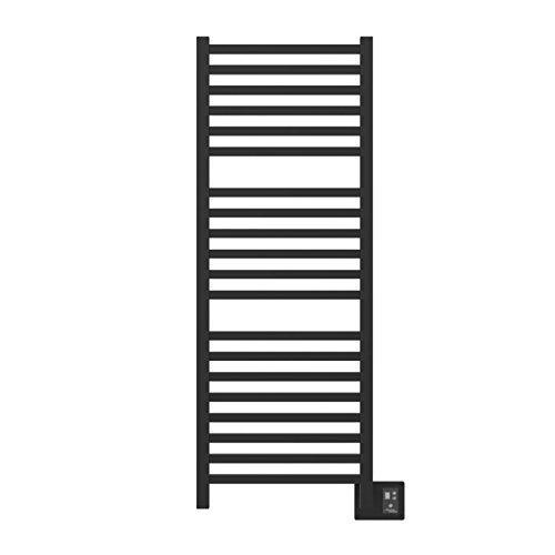 (Amba Quadro Q2054 Towel Warmer and Space Heater - Matte Black 20