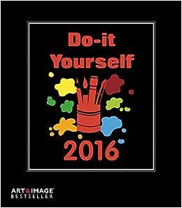 2016 ai do it yourself black 21 x 24 cm diy calendar amazon 2016 ai do it yourself black 21 x 24 cm diy calendar amazon teneues 4002725778215 books solutioingenieria Choice Image