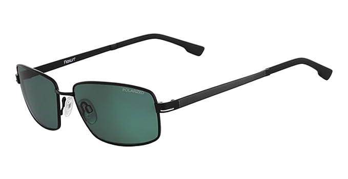 f6122dba5af Sunglasses FLEXON SUN FS-5026P 001 BLACK at Amazon Men s Clothing store