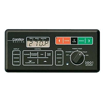 The Amazing Quality ComNav 2001 Autopilot - Magnetic Compass Sensor & Rotary Feedback by ComNav Marine