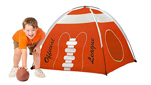 GigaTent Football Dome Play Tent Equipped with Curtain Doors for Easy Entry & Exit Easy to Set Up