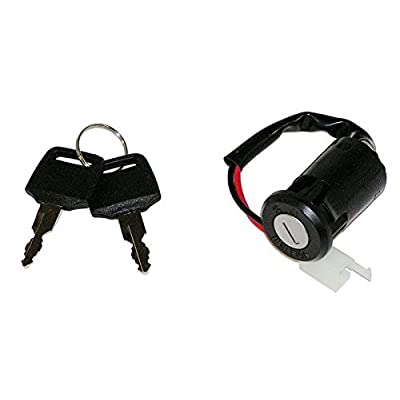 UberScoot/Evo Key Lock Ignition (electric) : Sports & Outdoors