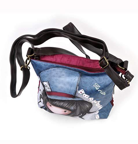 The Large Bag Shoulder Hobo Hatter Gorjuss SRUqxAfR