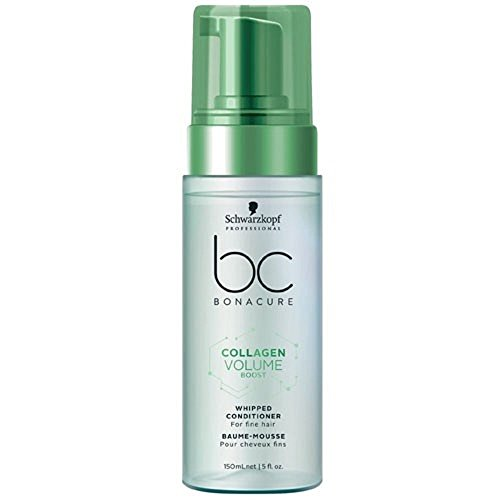 BC BONACURE Collagen Volume Boost Whipped Conditioner, 5.07-Ounce ()