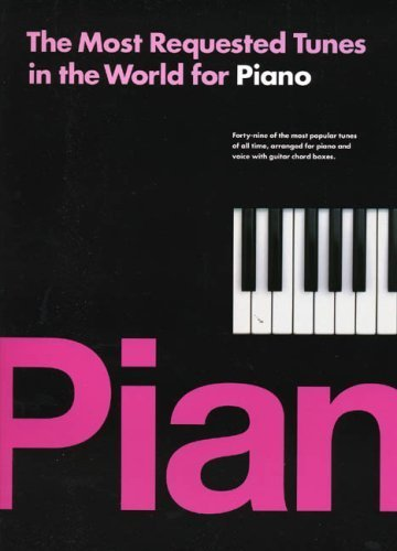 The Most Requested Tunes in the World for Piano by Publications Wise (Most Requested Tunes)