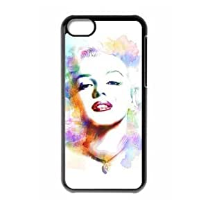C-EUR Print Marilyn Monroe Pattern Hard Case for iphone 5/5s iphone 5/5s