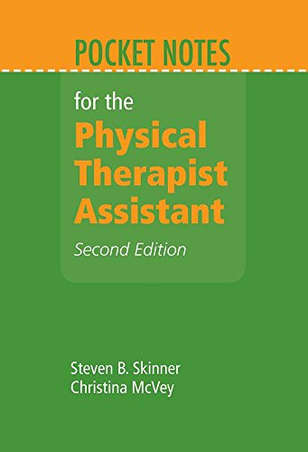 Pocket Notes for the Physical Therapist Assistant