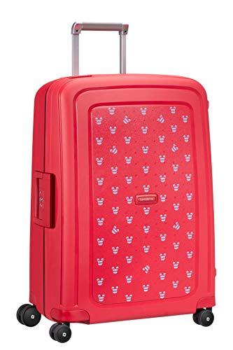 Samsonite Kids Luggage - SAMSONITE Hand Luggage, (Mickey Summer Red)