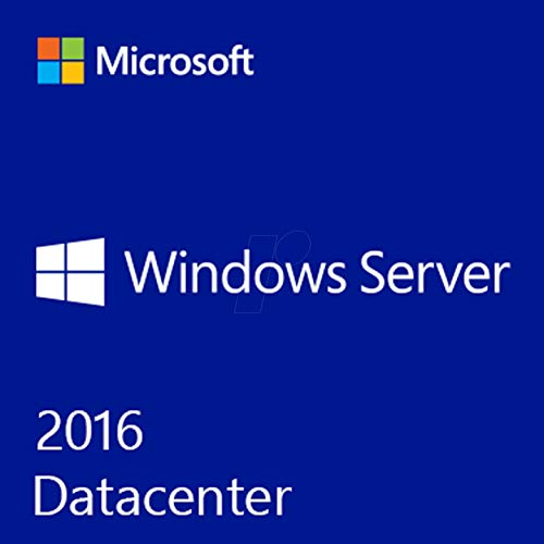 Windows Server Datacenter 2016-64 Bit – 16 Core