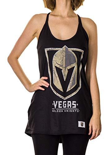 Calhoun NHL Ladies Vegas Golden Knights Cover Up Dress (Large, Vegas Golden Knights) ()