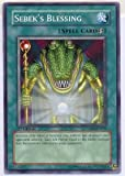 Sebek's Blessing - Dinosaur's Rage Structure Deck - Common [Toy]