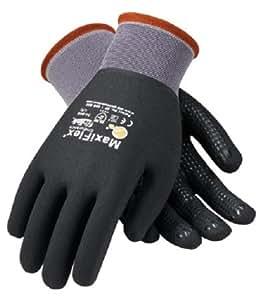 34-846 GTEK Maxiflex Ultimate Gloves w/ Dots- XL (DOZEN