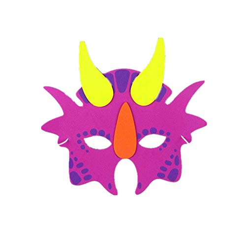 MOKO-PP EVA Foam Cartoon Mask Costume Party Mas