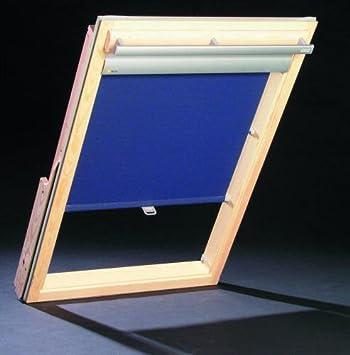 Trendig Dachfenster Thermo Rollos für Velux Fenster - Original Luxaflex  LI08