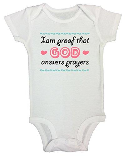 (Kids Religious Church Onesie