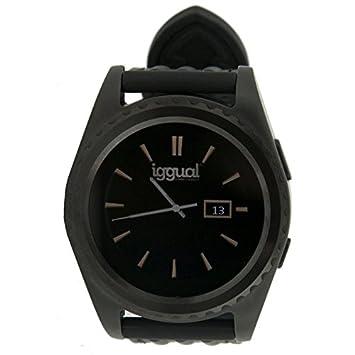 Iggual IGG313824 - Smartwatch con Pantalla de 1.2