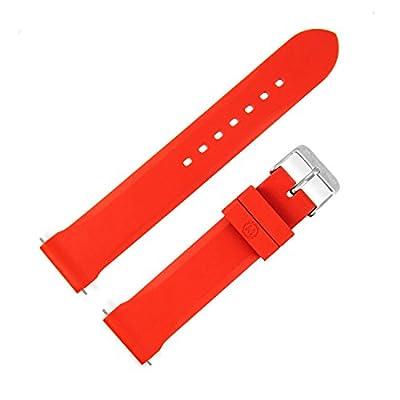 MARATHON Divers Model Rubber Watch Band/Strap from MARATHON