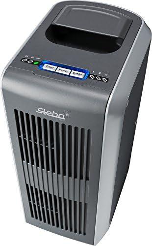 Steba purificador de aire con luz ultravioleta y TIO2 Filtro ...