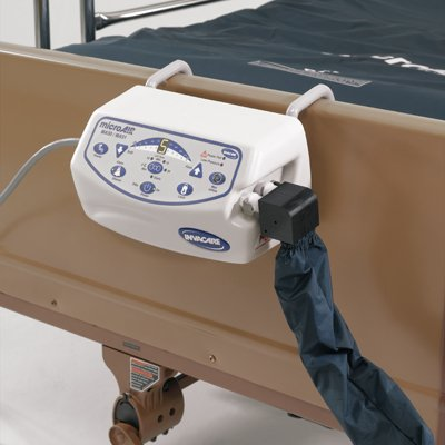 Invacare MicroAIR Alternating Pressure Mattress Replacement with 10 LP ()
