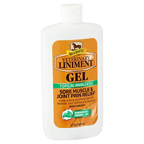 Vet Liniment Gel 12 oz. by Absorbine