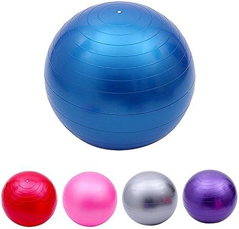 45 cm ejercicio Fitness aeróbico Bola Para Gimnasio Yoga Pilates ...