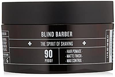 Blind Barber 90 Proof Hair Wax, 1.7 fl. oz Pack