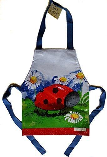 Children's PVC Apron - Ladybird by