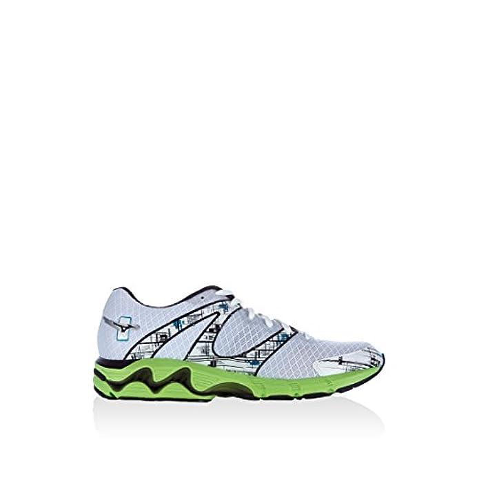 Mizuno Scarpa Sportiva Wave Inspire 10 Womens Bianco verde Eu 41