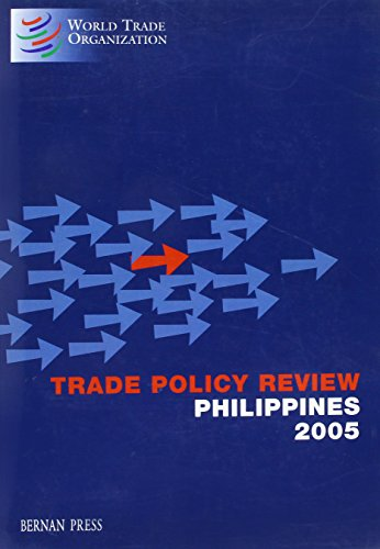 Trade Policy Review: The Philippines 2005