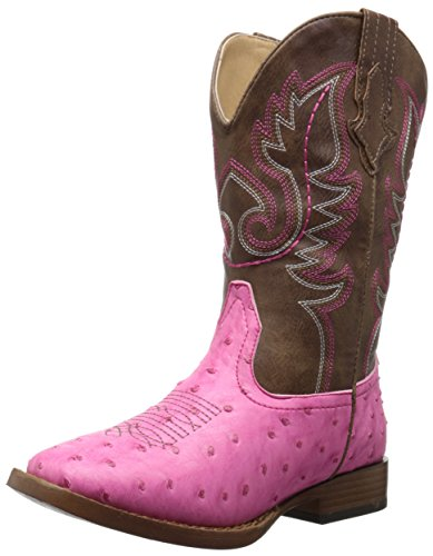 Roper Western Boots Girls Annabelle 09-018-1900-1522 PI