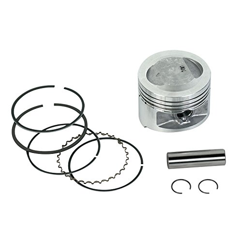 Shindy 04-013 Piston and Ring Kit