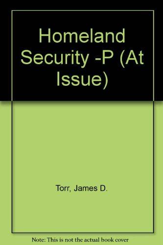 Homeland Security - James D. Torr