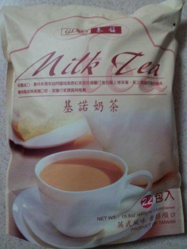 (Gino Milk Tea Powder, 1-pack)