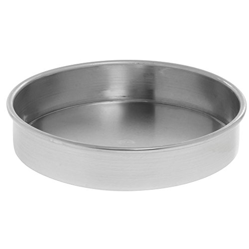 American Metalcraft 8000 Series Straight Sided Pizza Pan, 10 x 2 inch - 1 each. ()