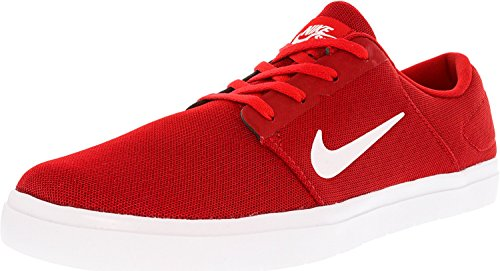 Rouge Red Nike Blanc de Homme SB White Red gym Sport Portmore M Chaussures Ultralight University 6wTq86r