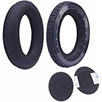 Bingle leather Ear pads for Bose AE1 Triport 1 TP-1 TP-1A Headphones-Spare Replacement Ear Cushions EarPads for Bose TP1A (1Pair Black)(BT01B)