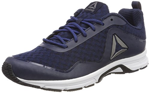 Reebok silver 7 Homme Triplehall Running Bleu acid Navy Blue Chaussures collegiate 0 De white Compétition rnqr7BHwx