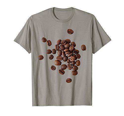 Coffee Beans Whole Bean Coffee Halloween Costume T