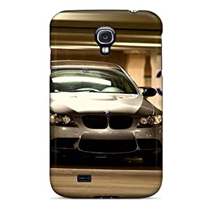 Tpu Shockproof/dirt-proof Bmw Covers Cases For Galaxy(s4) Black Friday