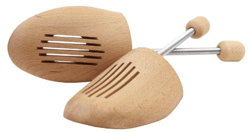 Schuhspanner Holz - Spiralspanner Buchenholz Gr. 44-45 von Langlauf Schuhbedarf®