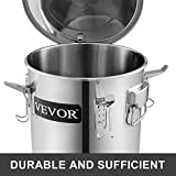 VEVOR Moonshine Still 5 Gal 21L Stainless Steel