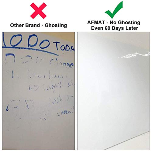 White Board Wallpaper, White Board Roll, Stick on White Boards for Wall, 1.5x11ft Peel and Stick Dry Erase Roll, Stain-Proof, Super Sticky Whiteboard Sticker Wall Decal for Wall/Table/Door,3 Markers