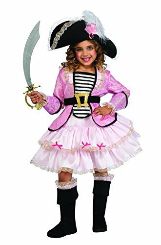 Pirate Princess Costume, Medium]()