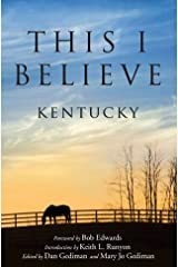 This I Believe: Kentucky Paperback